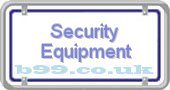 security-equipment.b99.co.uk